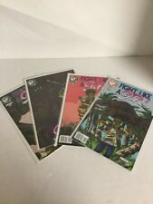 Fight Like A Girl 1-4 Lot Set Run Nm Near Mint Action Lab
