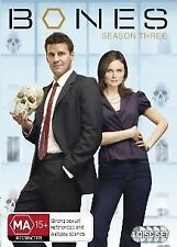 Bones : Season 3 DVD : NEW