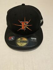 New Era 59Fifty Fresno Grizzlies Diamond Fitted Hat Cap Size: 7 1/4 Low Crown