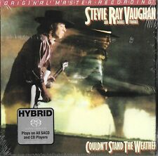 Stevie Ray Vaughan - Couldn't Stand The Weather [MFSL SACD] UDSACD 2075  SEALED