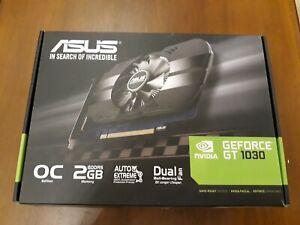 NVIDIA GEFORCE GT 1030 2GB Asus OC Edition