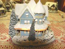 Thomas Kinkade Hawthorne Village Holiday Bed & Breakfast 2000
