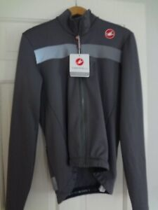 NEW Castelli Puro 3 Jersey grey XL