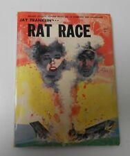 1950 Rat Race by Jay Franklin Galaxy Science Fiction #10 Fvf