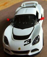 LOTUS EXIGE-S 2012 British White Black Carbon Fiber LHD Lotus_Exige-S  #3 Lotus