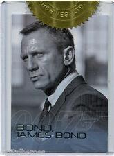 James Bond 007 Autographs & Relics Skyfall BJB23 Case Topper Chase Card