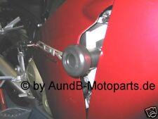 CBR 1000 RR SC59 08- B&G Sturzpads NEU / Crashpads NEW