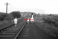 PHOTO  1964 THE COALPORT BRANCH BY 1964 ALL TRAFFIC HAD CEASED ALONG THE EX-LNWR
