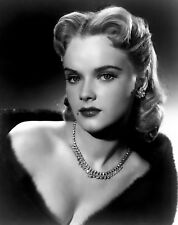 ANNE FRANCIS 8x10 PICTURE GORGEOUS ACTRESS RARE PHOTO