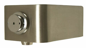 Haws 1920 Satin Stainless 1 Gpm Wall Mounted Bottle Filler