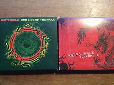 GOV 'T MULE [6 cd] mulennium-Live at Roxy 1999 + DUB side of the Mule