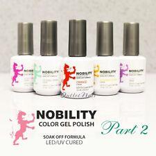 LeChat Nobility > PART 2 Soak Off LED/UV Gel Color Polish 15 mL/0.5 oz SHIP 24H