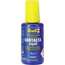 REVELL CONTACTA LIQUID COLLA LIQUIDA PER KIT IN PLASTICA CON PENNELLINO    39601
