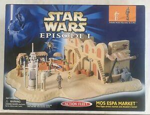 1999 Star Wars Episode 1 Micro Machines Mos Espa Market
