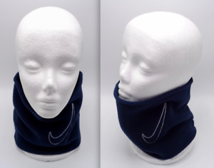 Nike Fleece Neck Face Warmer 2.0 Obsidian/White Youth One Size