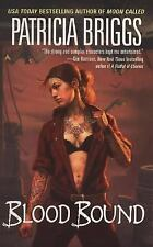 Mercy Thompson #2: Blood Bound by Patricia Briggs (2007, Mass Market Paperback)