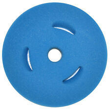 """7 Inch SM Arnold Cool-It Speedy Foam Blue Polish Pad for 5"""" Backing Plate 44627"""