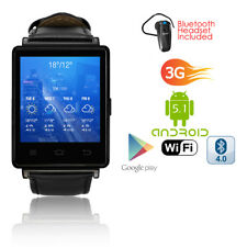 NEW Unlocked Watch & 3G SmartPhone - Android 5.1 - WiFi - GPS(Maps)