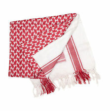 Valken Tactical Airsoft Paintball Gotcha Shemagh Scarf Checkered Red White New