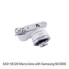 Macro Lens For Samsung NX100,NX300,500,1000,2000,3000 Series with 16-50mm lens