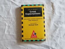 A Study Guide to Great Expectations by Charles Dickens - CASSETTE TAPE - SEALED