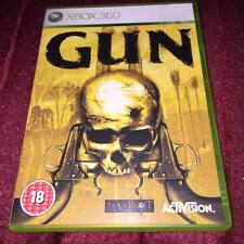 gun  XBOX 360 GAME