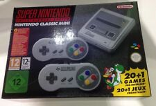 Nintendo SuperNes Classic Mini Retro Games Console