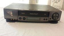 HITACHI FX765E VHS VIDEOREGISTRATORE/lettore