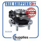 New Premium Wheel Hub Bearing Assembly with One Year Warranty (513124)