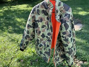 Walls Blizzard Pruf Camo Jacket Men's Hunting XL Vtg Made In USA Insulated