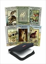 Public Domain 6 DVD Collection - Animals & Wildlife.  Out of copyright images!