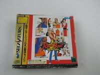Fatal Fury Real Bout Special with RAM Segasaturn Japan Ver Sega Saturn