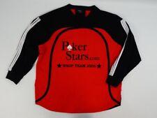 Poker Stars 06 Herren Sweatshirt Pulli WSOP Team 2006 Pullover Rot Gr. XL #1094