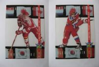 1994 Classic Pro Prospects LP22 Bure Pavel team russia cska  international heroe