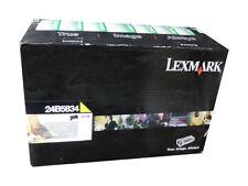 original Lexmark 24b5834 tóner amarillo xs796 a-artículo