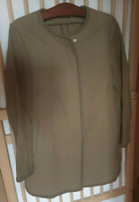 Windsor Jacke Damen Mantel Gr. DE 44 Baumwolle, Viskose gelb