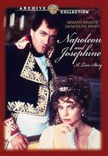 Napoleon and Josephine a Love Story DVD 1987 Armand Assante Jacqueline Bisset (M
