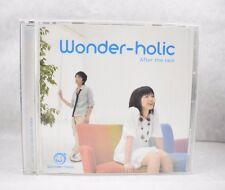 wonder-holic after the rain cd single