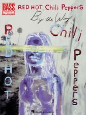 RED HOT CHILI PEPPERS BY THE WAY BASS GUITAR TAB BOOK