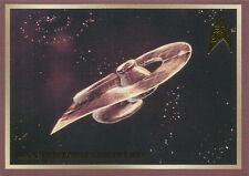 Star Trek TOS 50th Anniversary ~ ENTERPRISE CONCEPT ART Insert Card E9