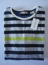 LEVI'S MADE AND CRAFTED Long Sleeve Striped Top - 2 (M) - RRP £95 - LVC - BNWT