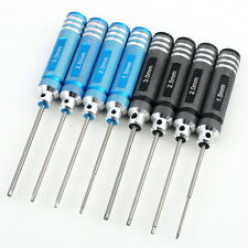 Hex 4pcs Screw driver Tools Kit Set for RC Helicopter L DG