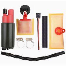 Brand New In-Tank offset Inlet Fuel Pump & Install Kit LIFETIME Warranty