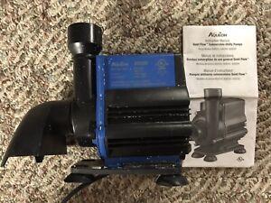 Aqueon QuietFlow Submersible Utility Pump - AQ4500