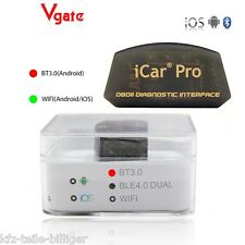 VGATE ICAR WIFI PRO Dispositivo Diagnostico Errori florilegio per Android, iOS, iPhone, PC