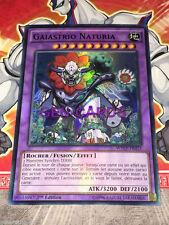 Carte Yu Gi Oh GAIASTRIO NATURIA WSUP-FR033 x 3