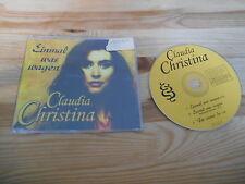 CD Schlager Claudia Christina - Einmal was wagen (3 Song) MCD DA RECORDS sc