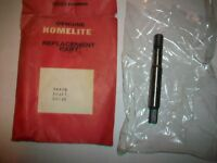 NOS Homelite Trimmer Lower Housing Drive Shaft # 94408 Genuine OEM