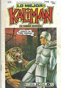 Kalicolor #62 - Diciembre 20, 1988 -  Mexico