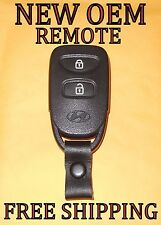 NEW OEM 14-16 HYUNDAI ACCENT KEYLESS ENTRY REMOTE FOB TRANSMITTER TQ8-RKE-4F14